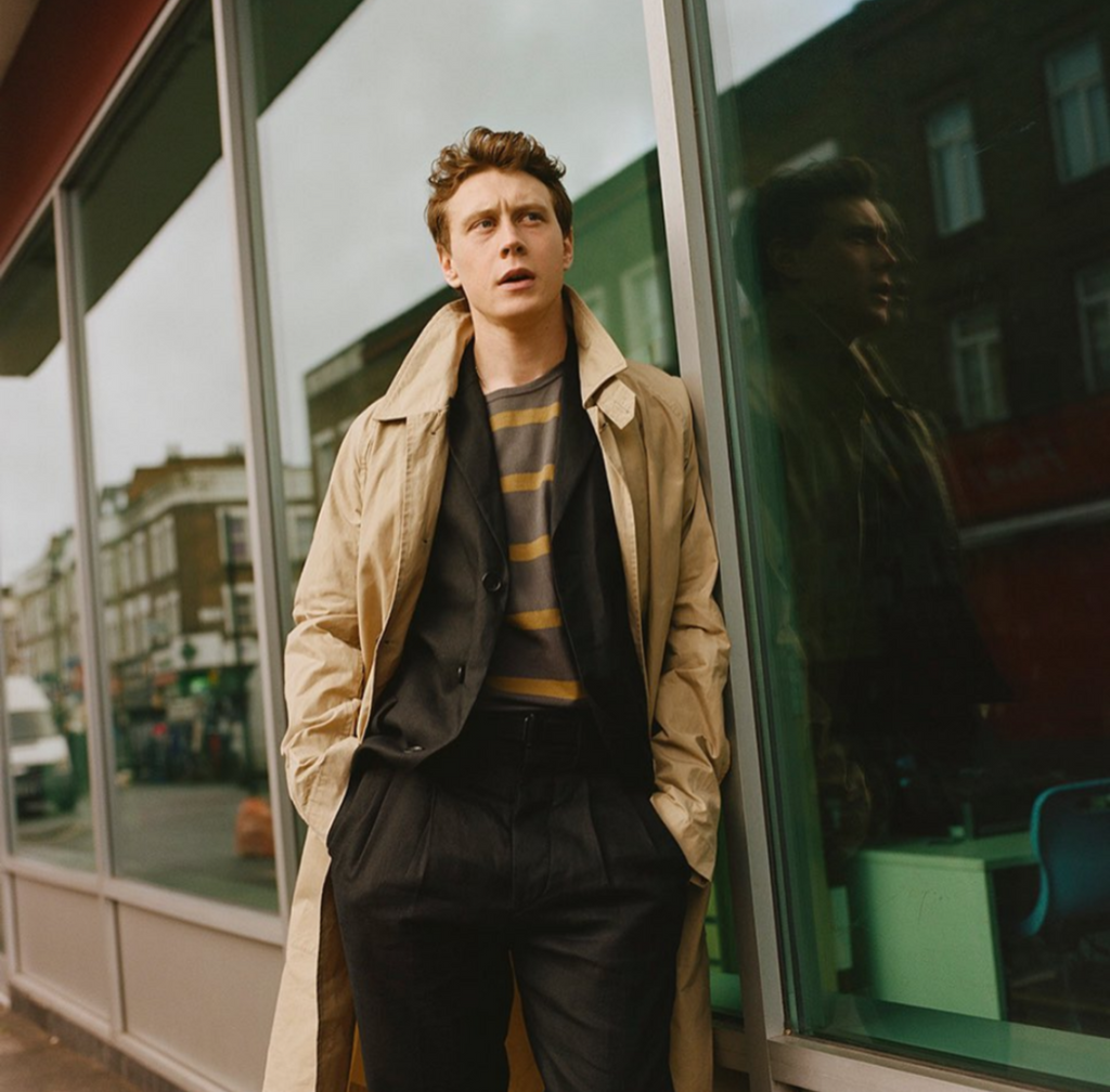UK Guardian Weekend Magazine Feb 2020: George MacKay