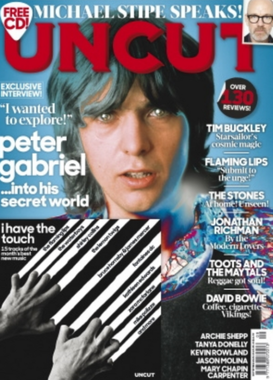 UK Uncut Magazine September 2020: Peter Gabriel Genesis REM David Bowie