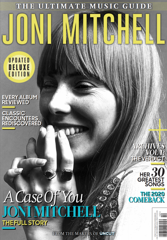 Uncut Ultimate Music Guide Magazine - Joni Mitchell (December 2020)