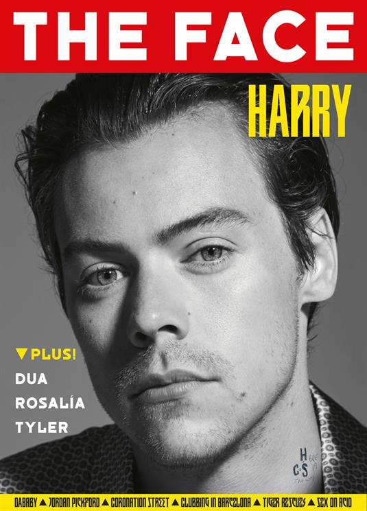 THE FACE MAGAZINE 2019: HARRY STYLES COVER FEATURE
