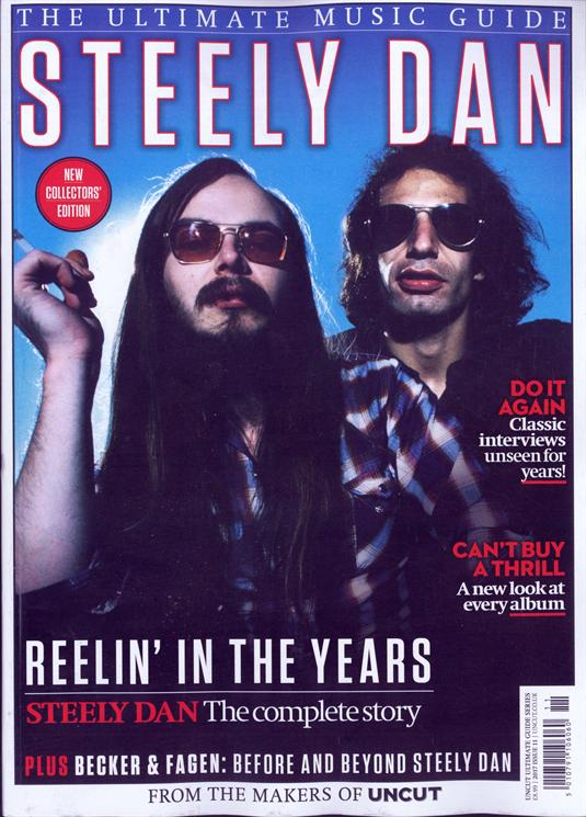 Steely Dan Uncut Ultimate Music Guide Collectors Edition UK MAGAZINE 2017 NEW