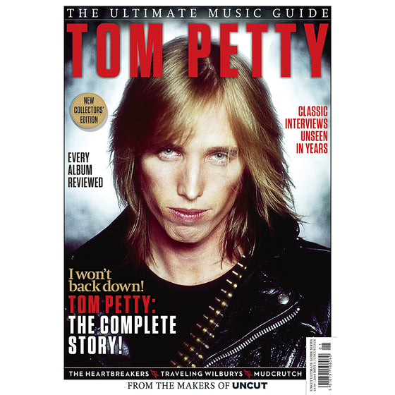 Tom Petty Uncut Ultimate Music Guide Collectors Edition UK MAGAZINE 2018 NEW