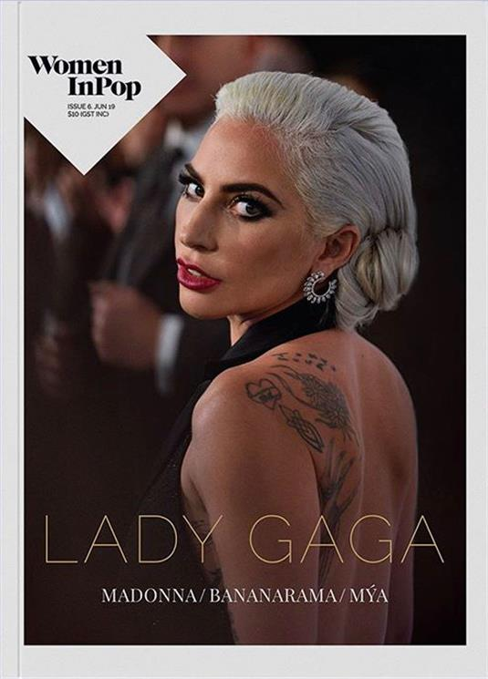 Women in Pop Magazine #6: LADY GAGA COVER & FEATURE