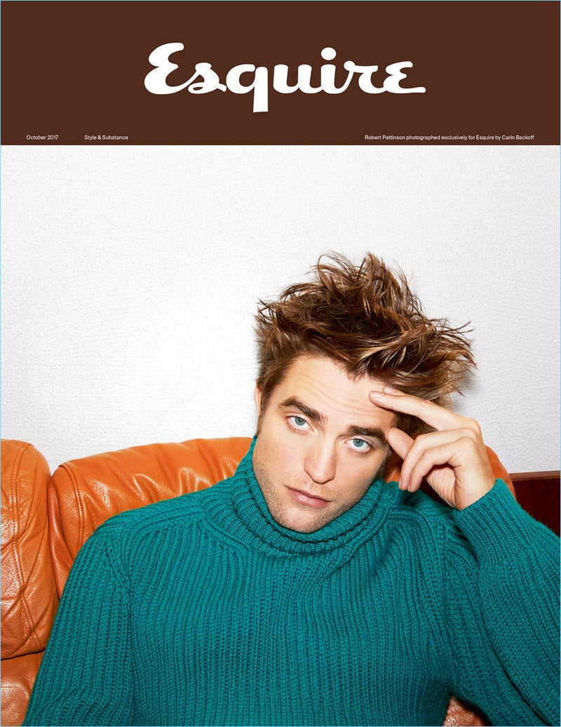 Esquire Robert Pattinson Cover Magazine Subscribers