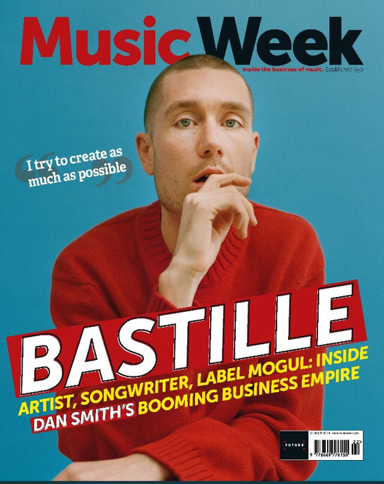 UK Music Week Magazine June 2019 Bastille Dan Smith