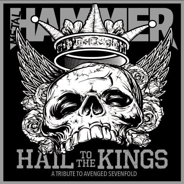 UK Metal Hammer July 2018: A7X Avenged Sevenfold Special Edition & Exclusive CD