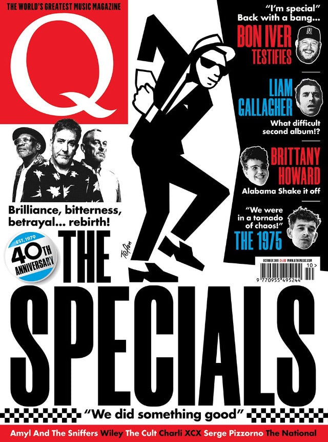 MAGAZINE - October 2019 The Specials 40th Anniversary Specisl