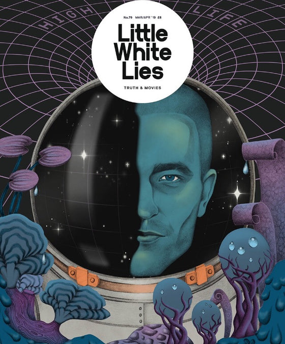 Little White Lies Magazine March 2019: Robert Pattinson High Life edition