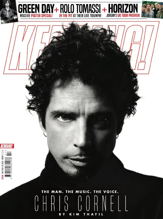 UK Kerrang! Magazine November 2018 Chris Cornell Soundgarden Special Issue