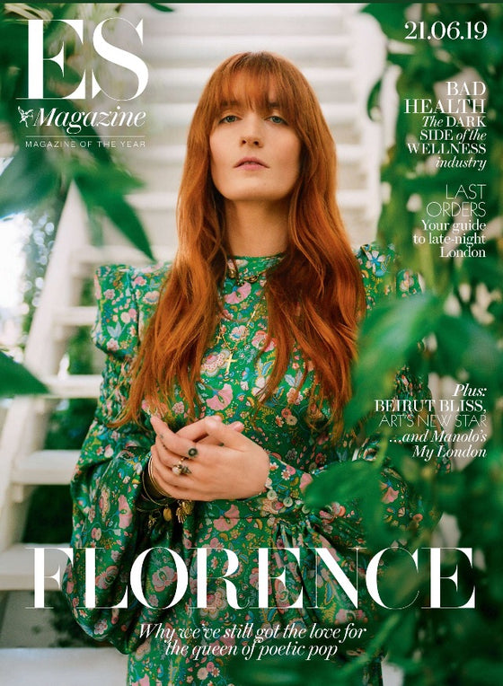 London ES Magazine June 2019 Florence Welch Cover