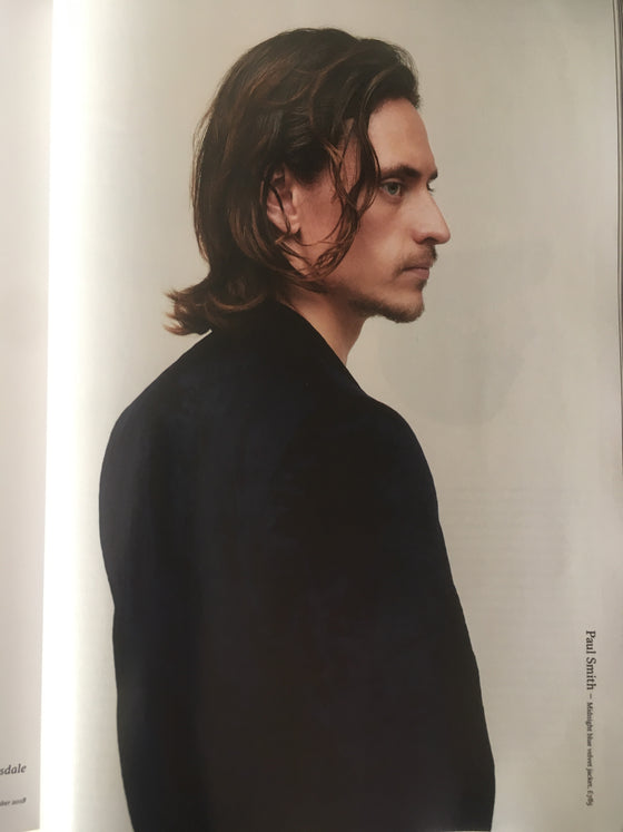 British Esquire November 2018: Sergei Polunin New