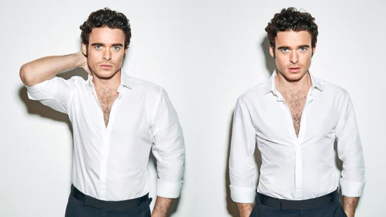 UK Times Magazine September 2018: ROD STEWART Cover Interview - Richard Madden