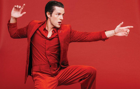 Brandon Flowers of the Killers World Exclusive on NME Magazine