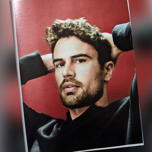 UK SUNDAY TIMES Magazine March 2020: THEO JAMES Bjorn Ulvaeus ABBA