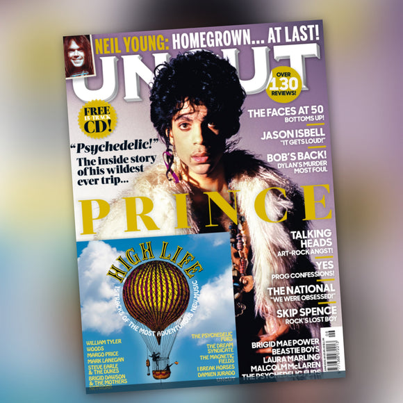 Uncut Magazine Issue 277: June 2020 Prince Rogers Nelson - Around The World In A Day