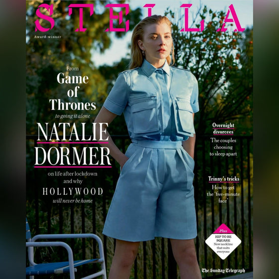 STELLA magazine 21 June 2020: NATALIE DORMER COVER AND FEATURE