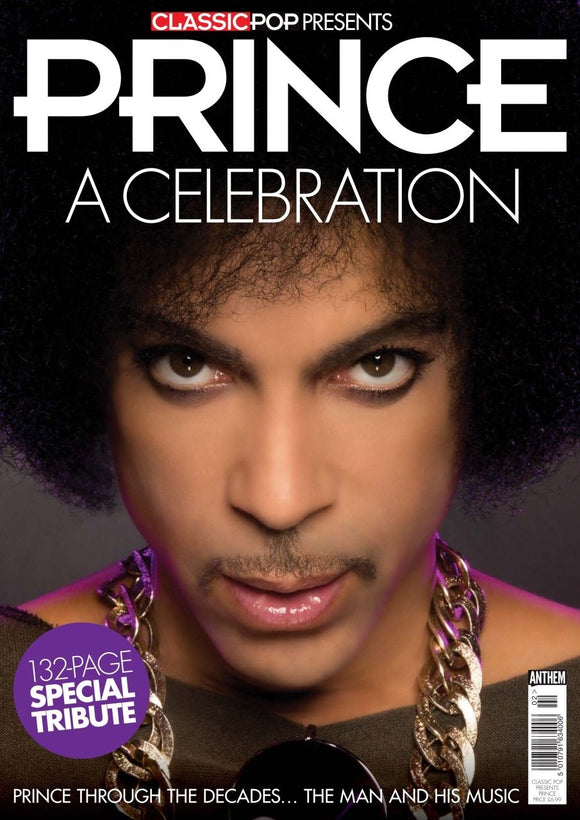 PRINCE A CELEBRATION 132 page UK TRIBUTE Magazine