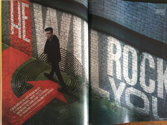 Empire Magazine November 2018: KEANU REEVES Rami Malek JOHN WICK 3