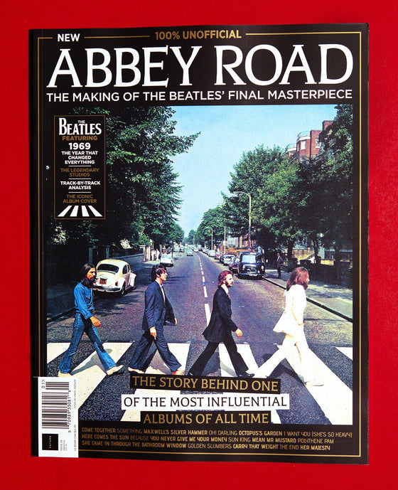 The Beatles ABBEY ROAD Making Of Their Final Masterpiece 2020 Classic Rock BOOK