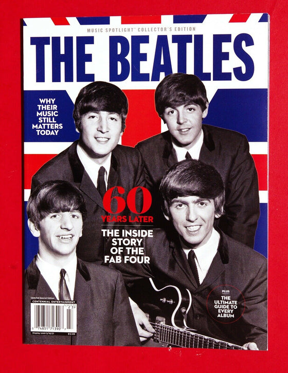 The Beatles (Centennial Media, 2021): Music Spotlight Collector's Edition