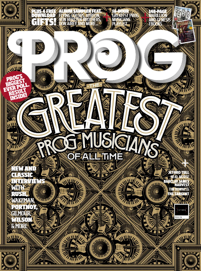 UK PROG Magazine October 2020 RUSH Rick Wakeman PINK FLOYD Jethro Tull MARILLION