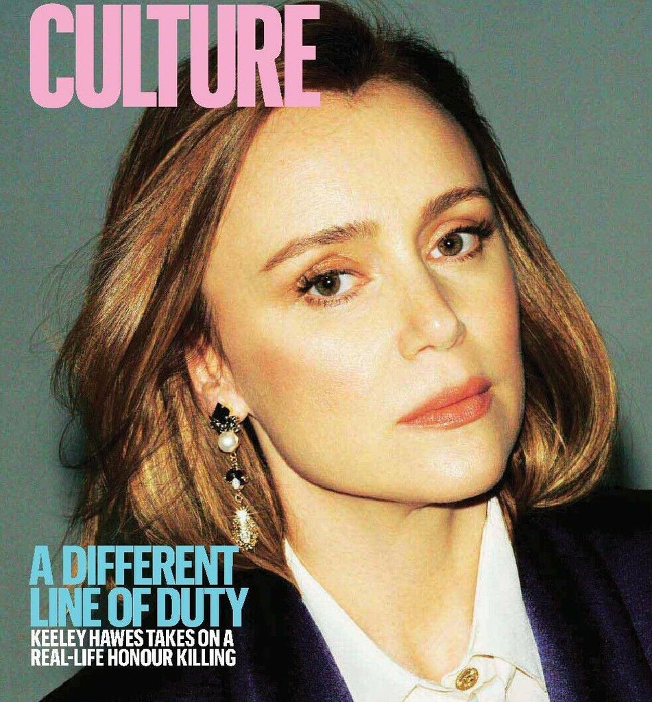 UK Culture Magazine September 2020: Keeley Hawes Cover