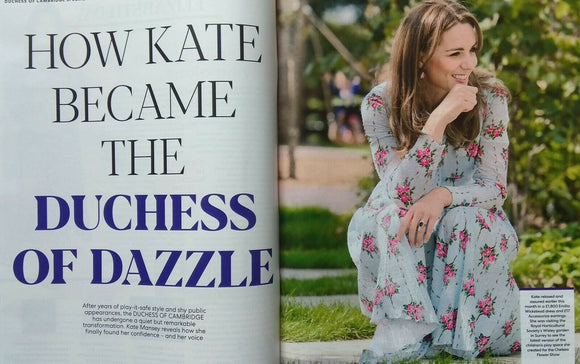 UK You Magazine September 2019: Kate Middleton Duchess of Cambridge