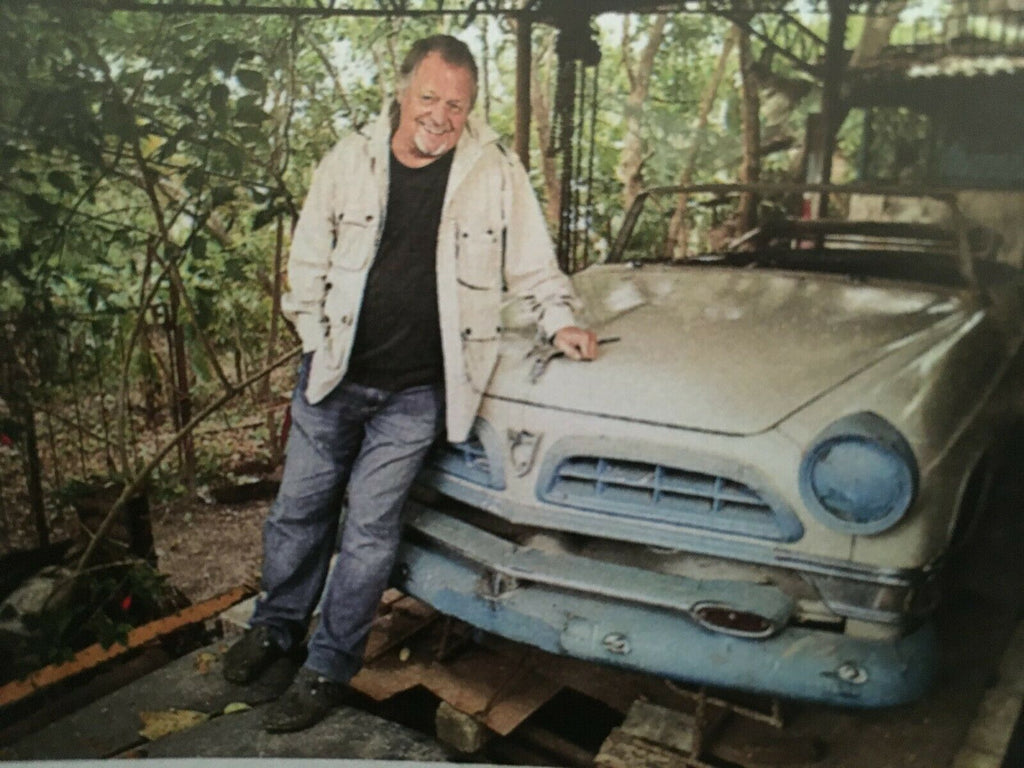 UK Sunday Times Magazine April 2019: David Soul Interview - Sigrid