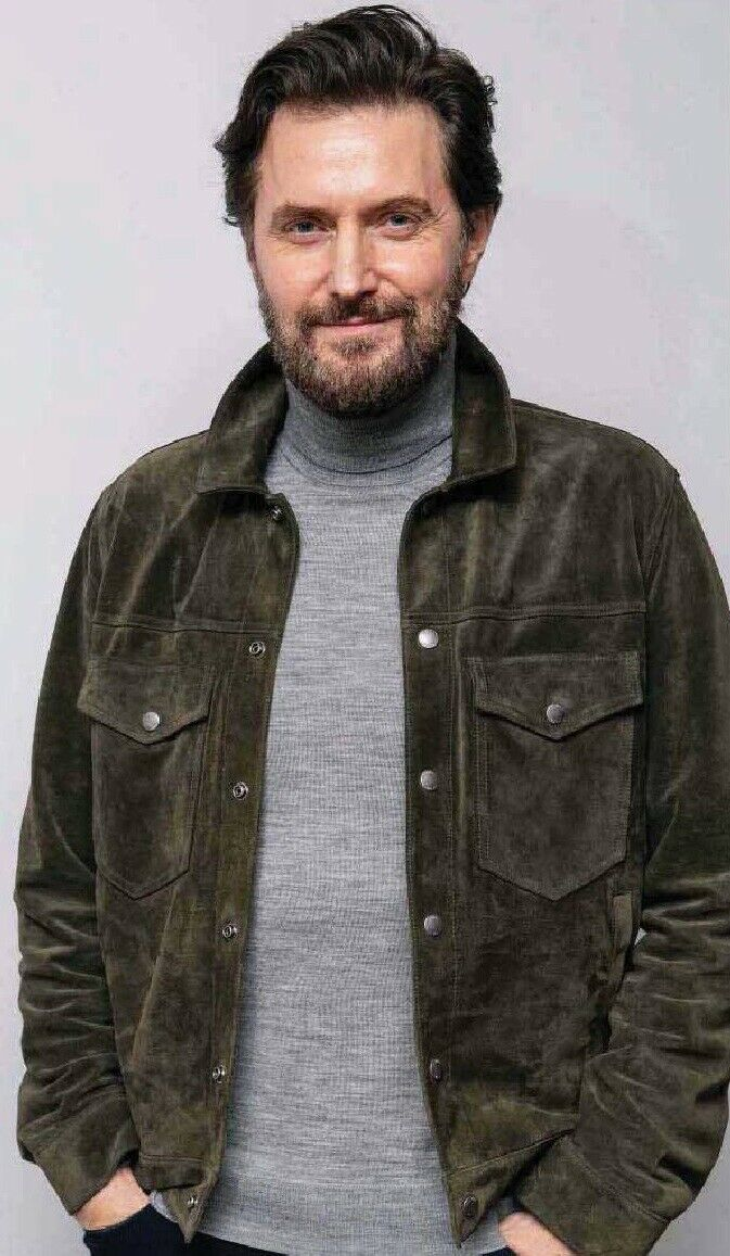 S MAGAZINE  JANUARY 19 2020 - Richard Armitage interview