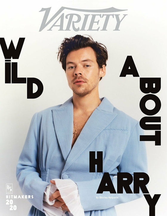 Variety Magazine Magazine Harry Styles Wild About Harry December 2020