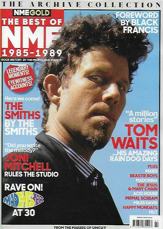 BEST OF NME GOLD Magazine 1985-1989 TOM WAITS The Smiths JONI MITCHELL