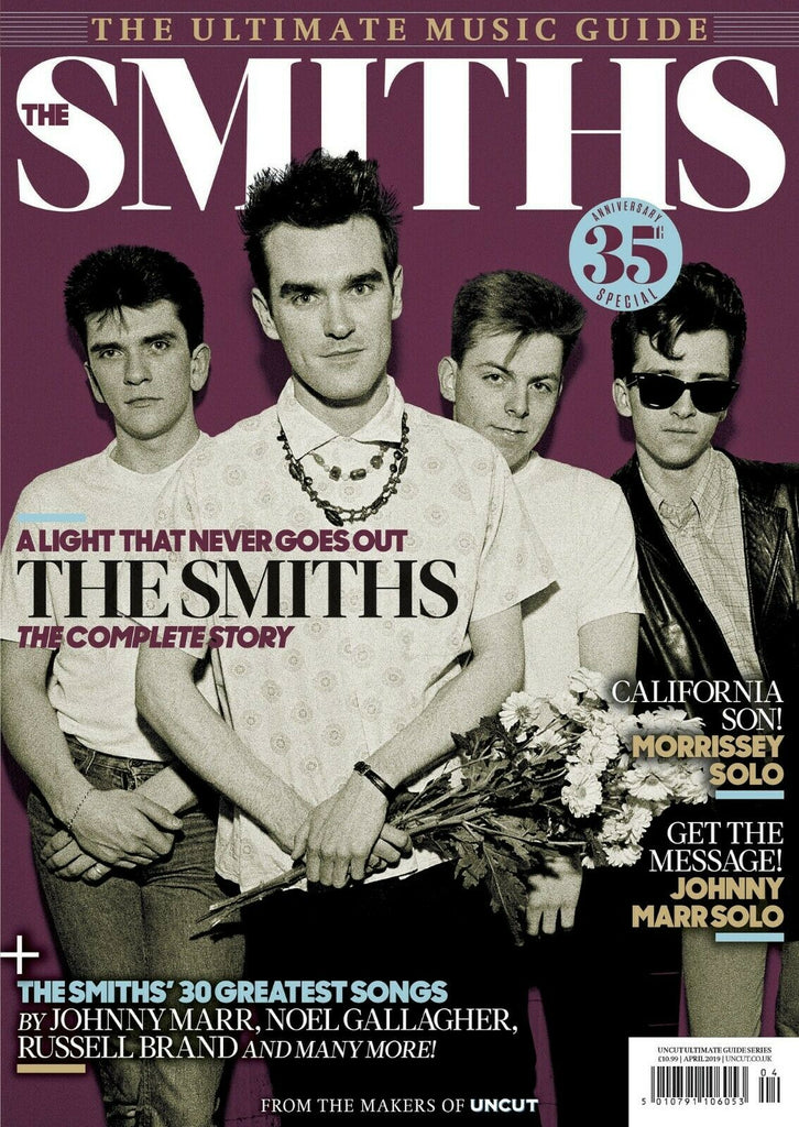 UNCUT ULTIMATE MUSIC GUIDE magazine April 2019 - The Smiths Morrissey