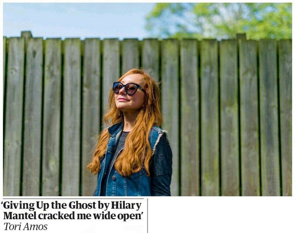 UK Guardian Review May 2020: Tori Amos Interview