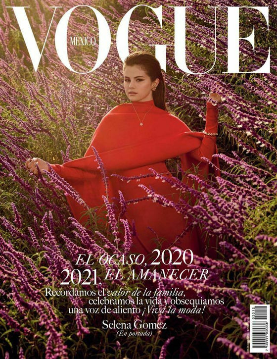 VOGUE MEXICAN MAGAZINE 2020 SELENA GOMEZ MÉXICO SPANISH NEW FASHION