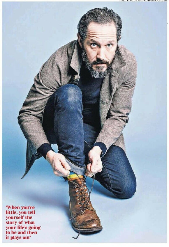 UK Times Review FEB 2020: RUFUS SEWELL BERTIE CARVEL