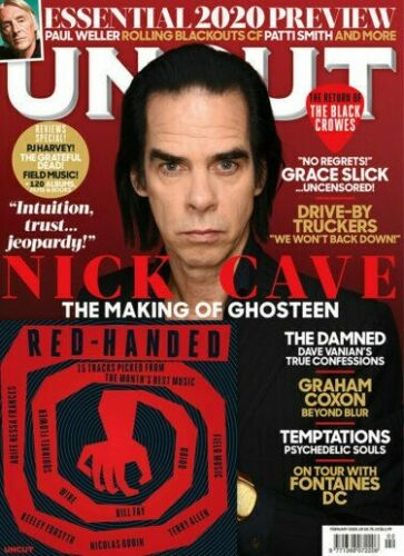 UK Uncut Magazine February 2020: NICK CAVE - The Making of Ghosteeen
