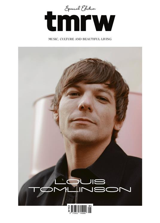 TMRW Magazine - Louis Tomlinson One Direction Special Edition