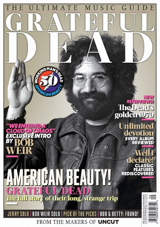 Grateful Dead – The Uncut Ultimate Music Guide Magazine September 2020