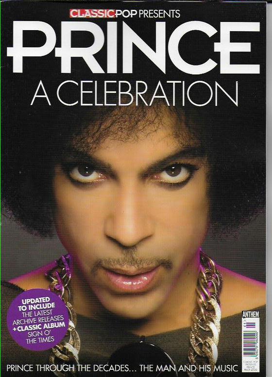 Classic Pop Presents - Prince - THE UPDATED VERSION - Latest Archives