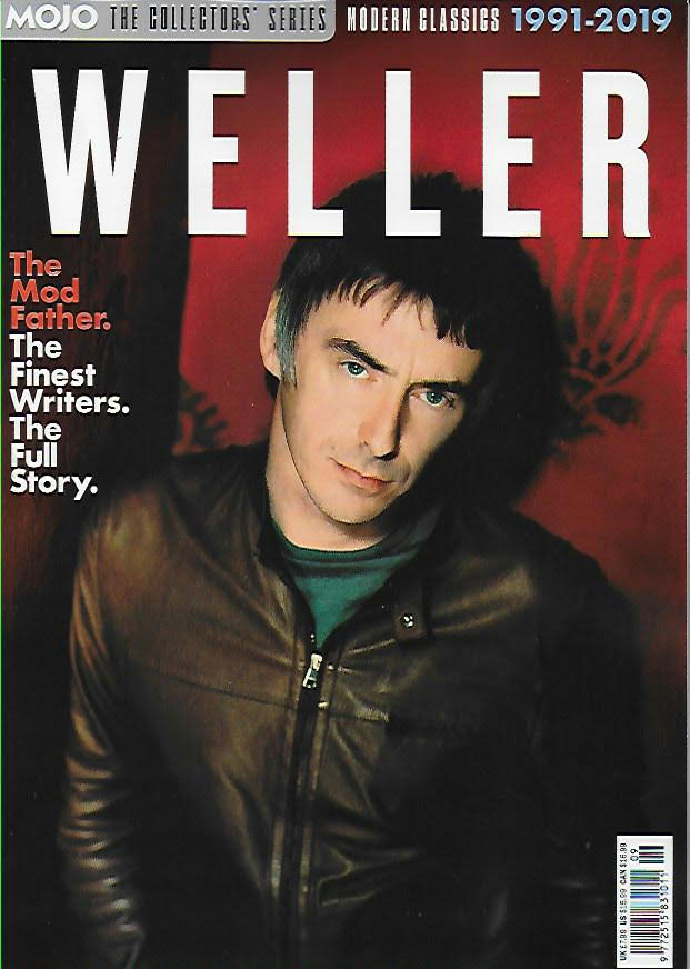 UK MOJO Magazine PAUL WELLER THE COLLECTORS SERIES VOLUME TWO