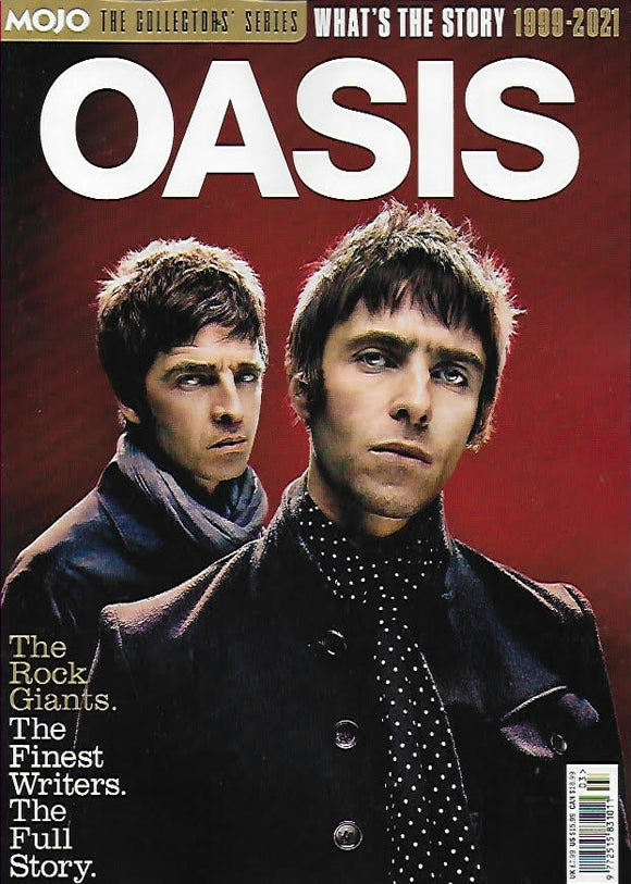 MOJO The Collectors Series – OASIS 1999-2021 Noel / Liam Gallagher
