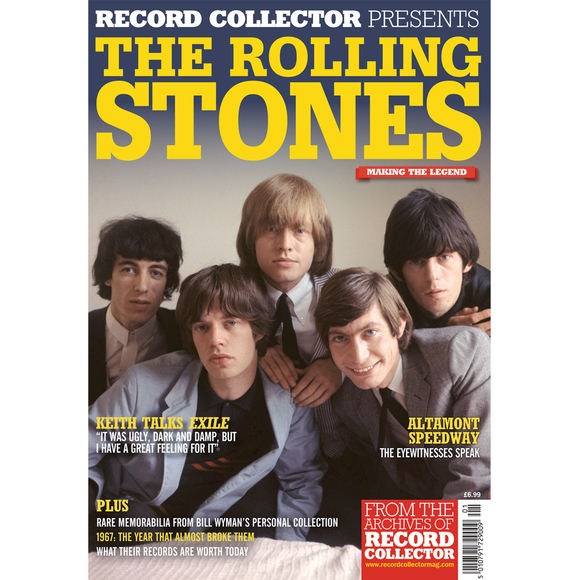 The Rolling Stones: Making The Legend Special Magazine