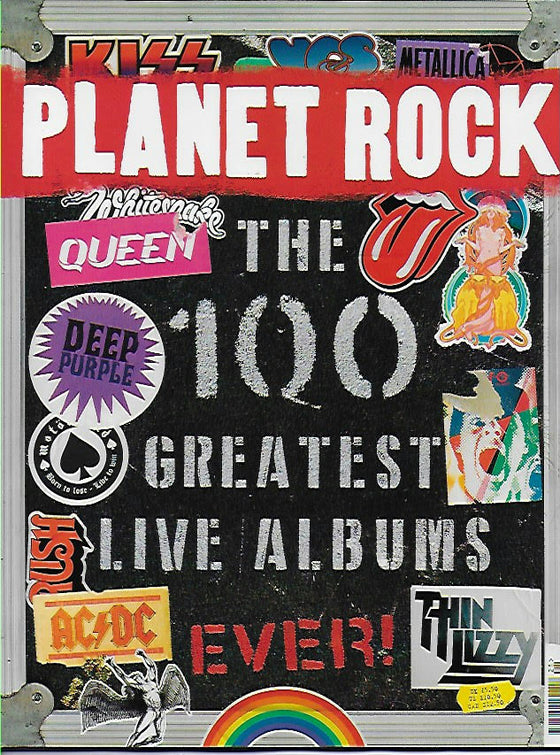 Planet Rock Magazine #21: QUEEN Pete Townshend RUSH Jeff Lynne The Who JIMI HENDRIX