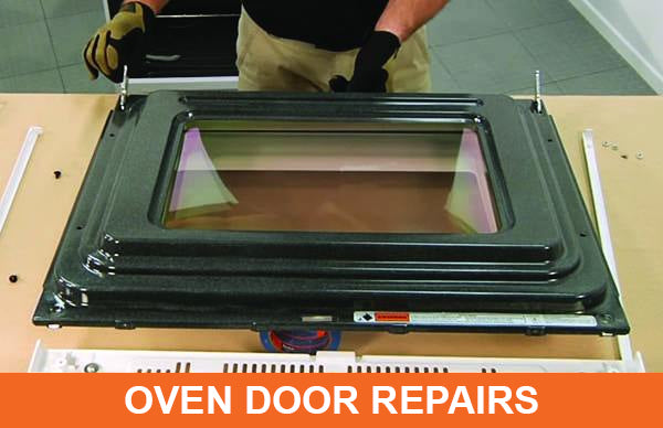 Electric & Gas Oven Door Glass Repairs