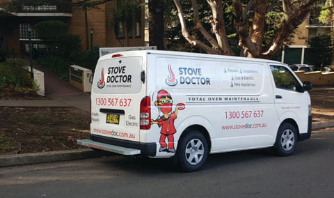 Appliance Repairs Sydney - Stove Doctor