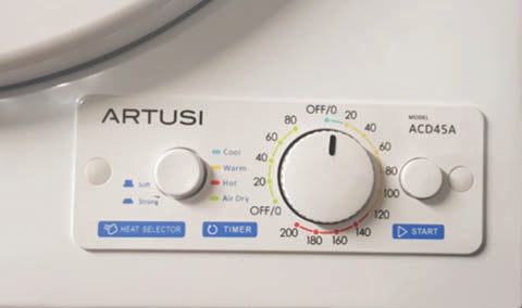 Artusi ACD45A 4.5KG Tumble Dryer