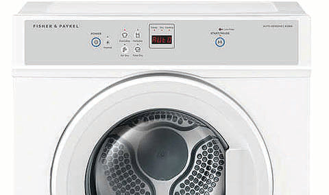 Fisher & Paykel DE4560M1 4.5kg Vented Dryer