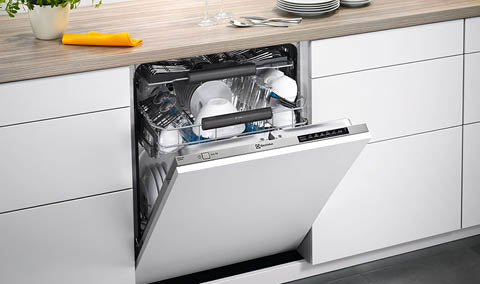 ELECTROLUX DISHWASHER AUTO DOOR OPENING