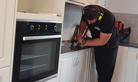 Electric & Gas Appliance Installation - Stove Doctor