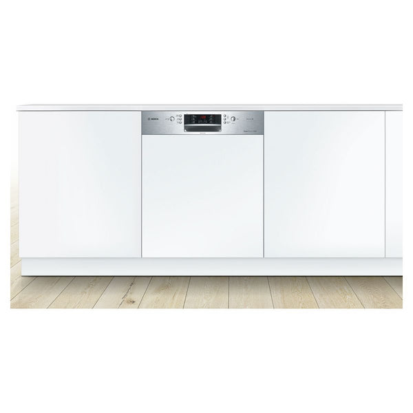 Bosch SMI66JS01A Serie 6 Semi-Integrated Dishwasher - Stove Doctor